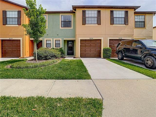 2634 Edgewater Falls Drive, Brandon, FL 33511 (MLS #T3251203) :: Florida Real Estate Sellers at Keller Williams Realty