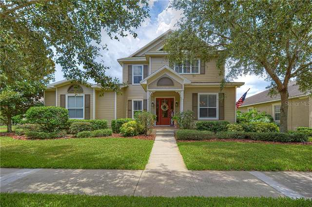 5934 Churchside Drive, Lithia, FL 33547 (MLS #T3251379) :: Griffin Group
