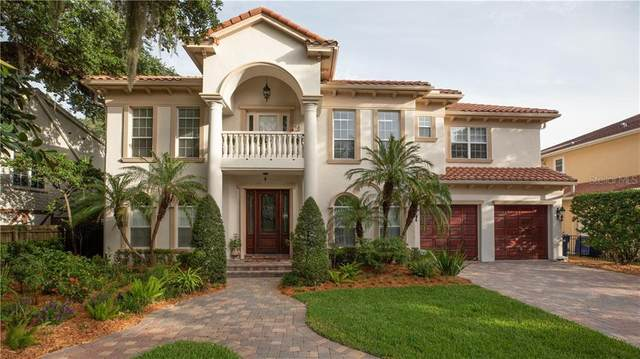 4203 W Woodmere Road, Tampa, FL 33609 (MLS #T3251415) :: Team Bohannon Keller Williams, Tampa Properties