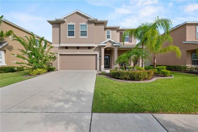 1823 Tallulah Terrace, Wesley Chapel, FL 33543 (MLS #T3251590) :: The Robertson Real Estate Group