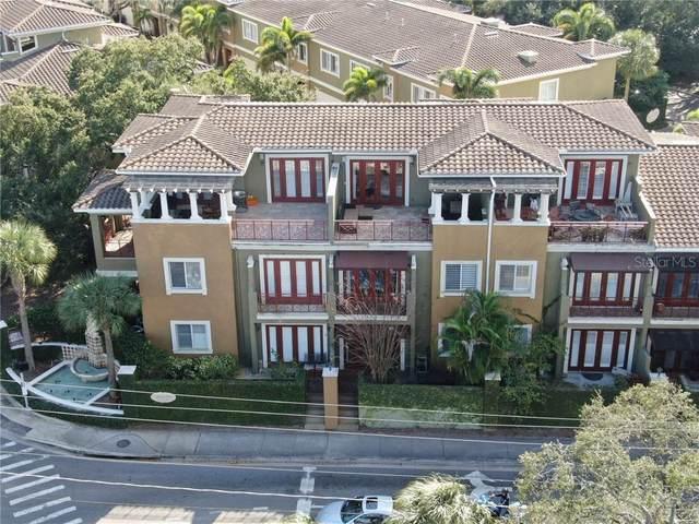 4907 Bayshore Boulevard #105, Tampa, FL 33611 (MLS #T3251602) :: Team Bohannon Keller Williams, Tampa Properties