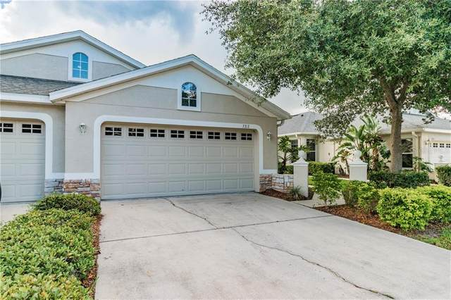 3313 Chapel Creek Circle, Wesley Chapel, FL 33544 (MLS #T3251651) :: The Robertson Real Estate Group