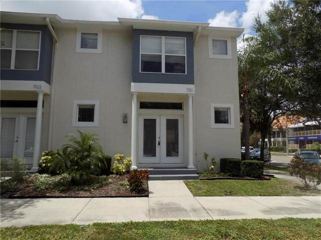 701 4TH Avenue S, St Petersburg, FL 33701 (MLS #T3251655) :: The Figueroa Team