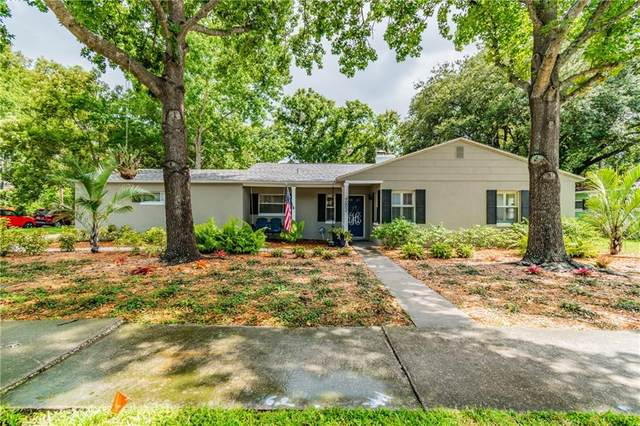 4002 W Euclid Avenue, Tampa, FL 33629 (MLS #T3251682) :: Team Bohannon Keller Williams, Tampa Properties