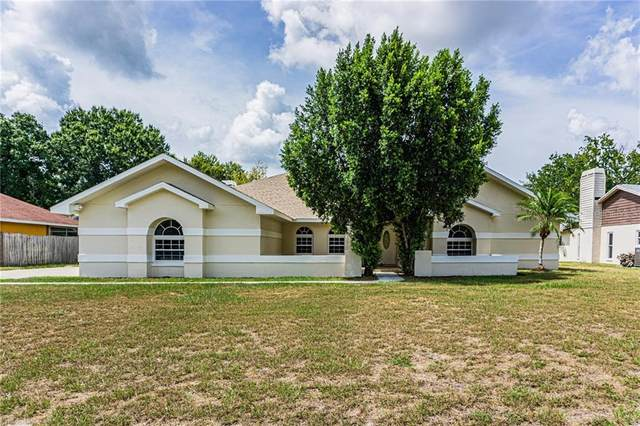 705 Chancellar Drive, Lutz, FL 33548 (MLS #T3251816) :: EXIT King Realty