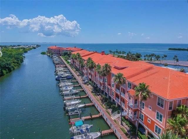5000 Culbreath Key Way #8109, Tampa, FL 33611 (MLS #T3251820) :: Your Florida House Team