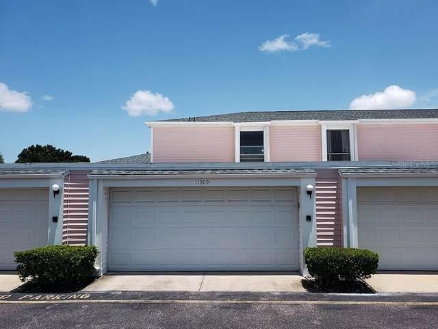 11909 Cypress Vista #100, Tampa, FL 33626 (MLS #T3251919) :: Medway Realty