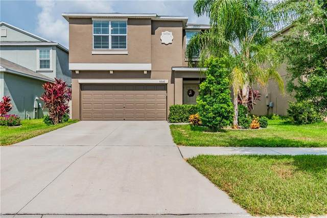 6532 Trent Creek Drive, Ruskin, FL 33573 (MLS #T3251951) :: Mark and Joni Coulter | Better Homes and Gardens