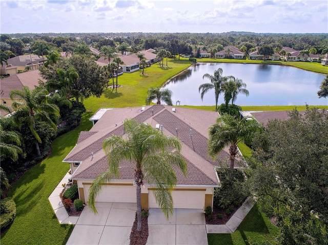 1206 Huntington Greens Drive #1206, Sun City Center, FL 33573 (MLS #T3251961) :: GO Realty