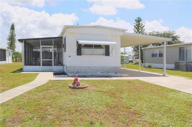 117 Saint Martins Way, Apollo Beach, FL 33572 (MLS #T3251963) :: Dalton Wade Real Estate Group