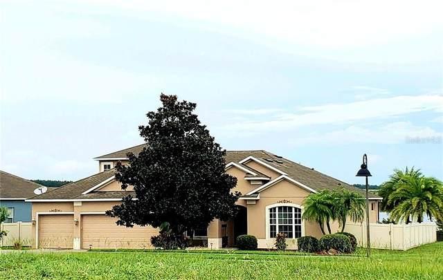 4524 Brookshire Place, Lake Wales, FL 33898 (MLS #T3251980) :: The Light Team
