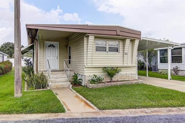 9790 66TH Street N #94, Pinellas Park, FL 33782 (MLS #T3252066) :: MavRealty