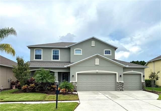 3998 Windcrest Drive, Wesley Chapel, FL 33544 (MLS #T3252102) :: Carmena and Associates Realty Group