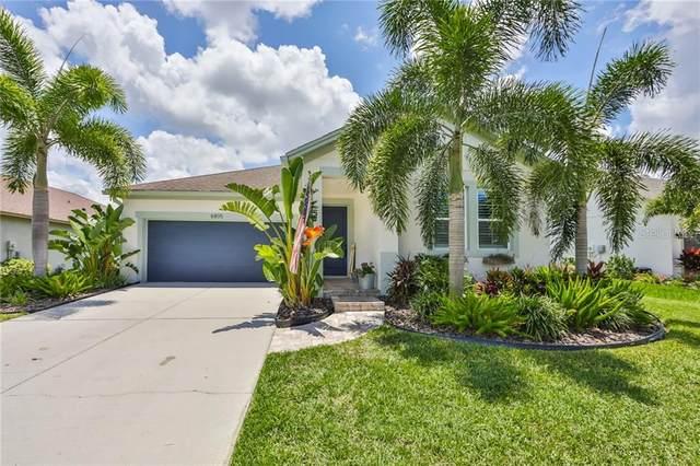 6805 Park Strand Drive, Apollo Beach, FL 33572 (MLS #T3252128) :: The Robertson Real Estate Group