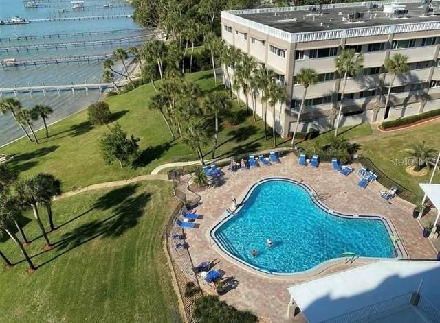 100 Bluff View Drive 604A, Belleair Bluffs, FL 33770 (MLS #T3252134) :: Team Borham at Keller Williams Realty