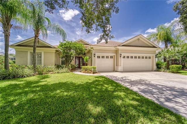 5218 Twin Creeks Drive, Valrico, FL 33596 (MLS #T3252210) :: Team Bohannon Keller Williams, Tampa Properties