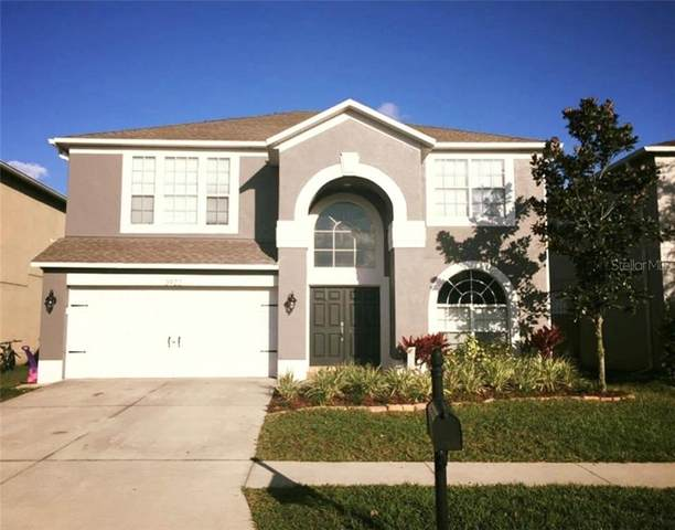 3922 Stornoway Drive, Land O Lakes, FL 34638 (MLS #T3252211) :: Rabell Realty Group