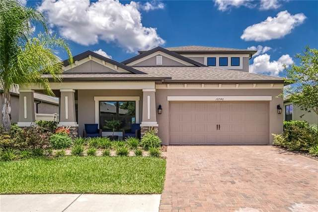 10740 Pleasant Knoll Drive, Tampa, FL 33647 (MLS #T3252228) :: Florida Real Estate Sellers at Keller Williams Realty