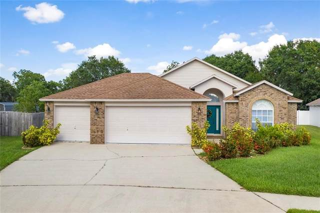 6634 Thackston Drive, Riverview, FL 33578 (MLS #T3252267) :: Team Bohannon Keller Williams, Tampa Properties