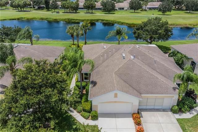 1219 Huntington Greens Drive #8, Sun City Center, FL 33573 (MLS #T3252319) :: Dalton Wade Real Estate Group