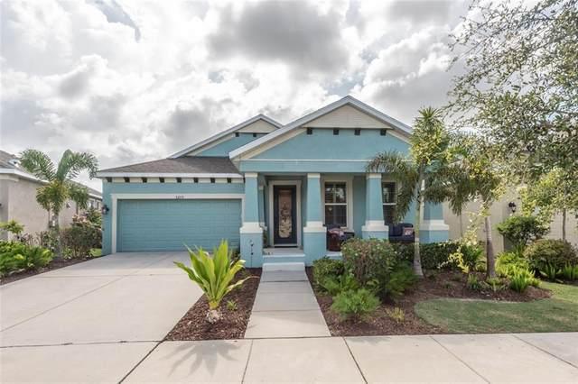 5209 Admiral Pointe Drive, Apollo Beach, FL 33572 (MLS #T3252342) :: Team Bohannon Keller Williams, Tampa Properties