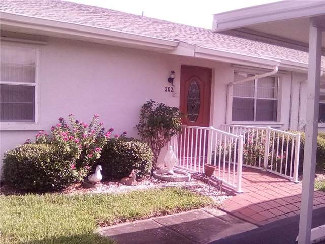 202 Gloucester Boulevard #202, Sun City Center, FL 33573 (MLS #T3252446) :: GO Realty