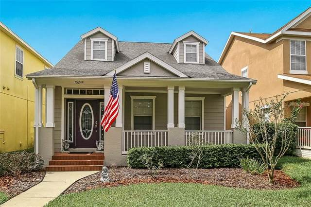 16244 Bridgewalk Drive, Lithia, FL 33547 (MLS #T3252468) :: Alpha Equity Team