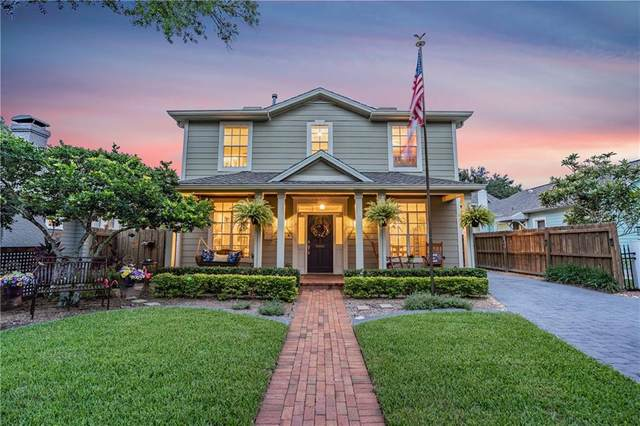 220 S Gunlock Avenue, Tampa, FL 33609 (MLS #T3252469) :: Gate Arty & the Group - Keller Williams Realty Smart