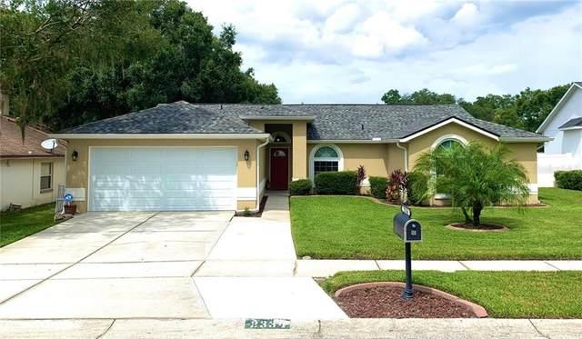 2334 Tioga Drive, Land O Lakes, FL 34639 (MLS #T3252485) :: Burwell Real Estate
