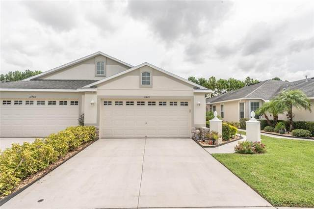 11481 Cambray Creek Loop, Riverview, FL 33579 (MLS #T3252515) :: Gate Arty & the Group - Keller Williams Realty Smart