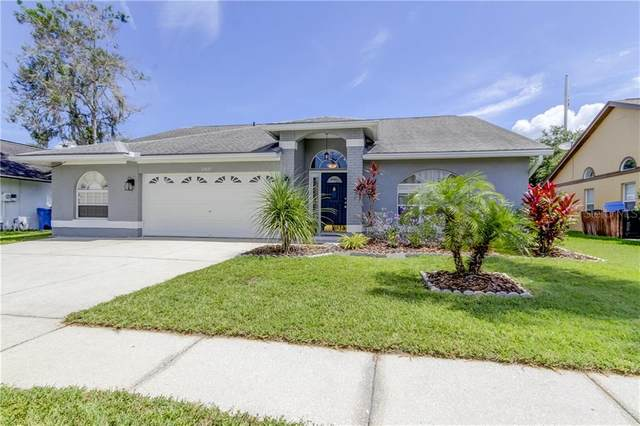 11421 Glenmont Drive, Tampa, FL 33635 (MLS #T3252577) :: Gate Arty & the Group - Keller Williams Realty Smart