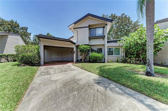 2640 Barksdale Court 65-C, Clearwater, FL 33761 (MLS #T3252608) :: Dalton Wade Real Estate Group