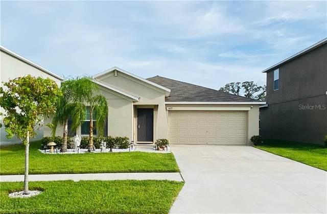 1623 Climbing Dayflower Drive, Ruskin, FL 33570 (MLS #T3252773) :: Dalton Wade Real Estate Group
