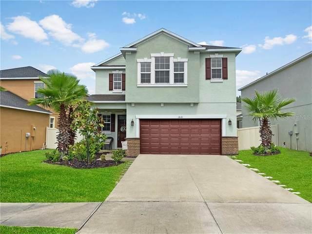 1631 Tallulah Terrace, Wesley Chapel, FL 33543 (MLS #T3252774) :: Delgado Home Team at Keller Williams