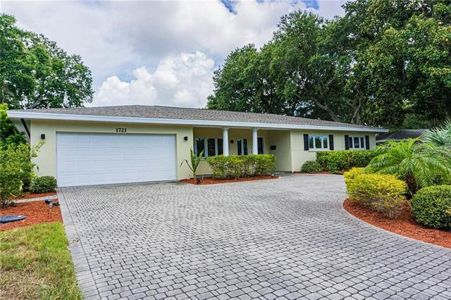 1721 Eagles Nest Drive, Belleair, FL 33756 (MLS #T3252783) :: Premium Properties Real Estate Services