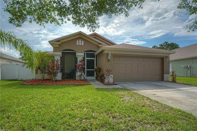 13003 Early Run Lane, Riverview, FL 33578 (MLS #T3252785) :: Team Bohannon Keller Williams, Tampa Properties