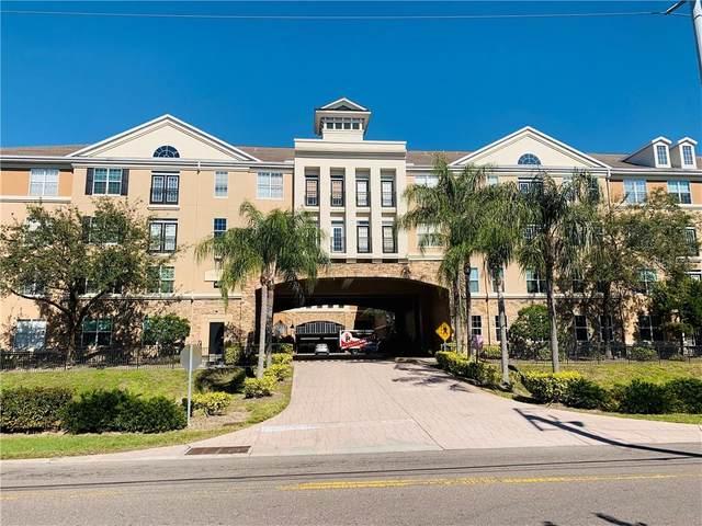 4221 W Spruce Street #1323, Tampa, FL 33607 (MLS #T3252789) :: Team Bohannon Keller Williams, Tampa Properties