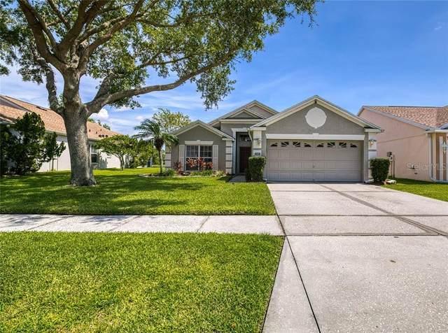 4258 Pine Isle Drive, Lutz, FL 33558 (MLS #T3252813) :: Heart & Home Group
