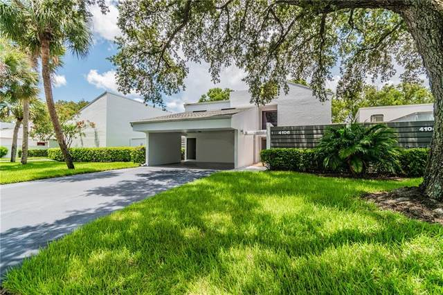 4106 Northmeadow Circle #4106, Tampa, FL 33618 (MLS #T3252819) :: Medway Realty