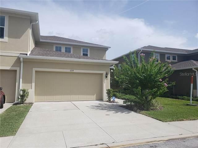 2214 Lennox Dale Lane, Brandon, FL 33510 (MLS #T3252901) :: Team Bohannon Keller Williams, Tampa Properties