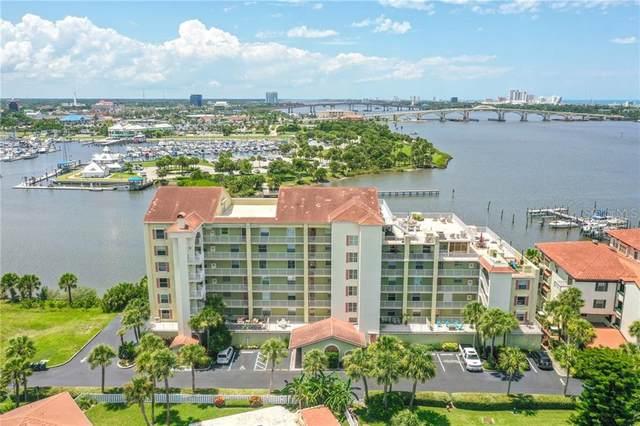 562 Marina Point Drive #5620, Daytona Beach, FL 32114 (MLS #T3252976) :: GO Realty