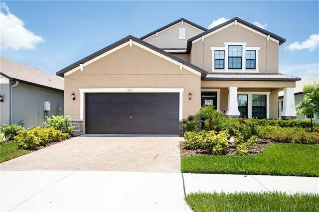 5003 Ballantrae Boulevard, Land O Lakes, FL 34638 (MLS #T3253047) :: GO Realty
