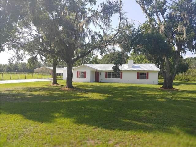 6908 Kinard Road, Plant City, FL 33565 (MLS #T3253067) :: Medway Realty