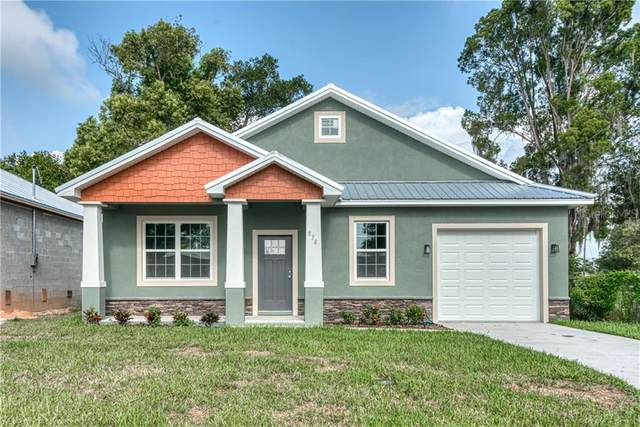 838 N Ruth Ave, Lakeland, FL 33815 (MLS #T3253071) :: The Light Team