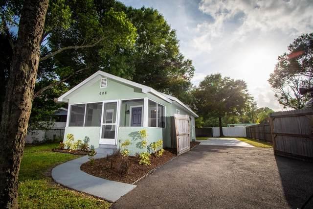 608 N Lincoln Avenue, Tampa, FL 33609 (MLS #T3253079) :: Team Bohannon Keller Williams, Tampa Properties
