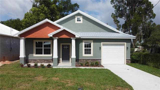 834 N Ruth Ave, Lakeland, FL 33801 (MLS #T3253085) :: The Light Team