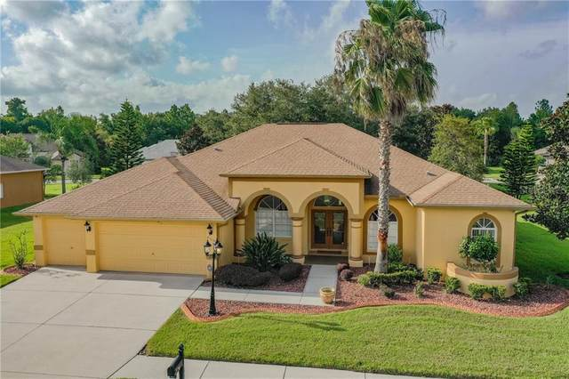 21113 Tangor Road, Land O Lakes, FL 34637 (MLS #T3253174) :: Rabell Realty Group