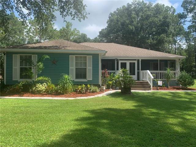 8014 Rogers Place, Wesley Chapel, FL 33544 (MLS #T3253189) :: McConnell and Associates