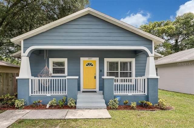 1507 E Emma Street, Tampa, FL 33610 (MLS #T3253191) :: Premium Properties Real Estate Services