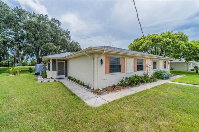 1901 Canterbury Lane #1, Sun City Center, FL 33573 (MLS #T3253197) :: Dalton Wade Real Estate Group